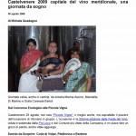 Castelvenere 2009 capitale del vino meridionale, una giornata da sogno « Luciano Pignataro Wineblog (2)1