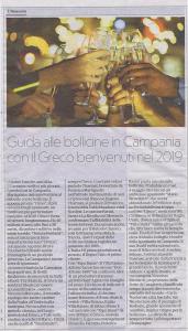 27 Dicembre 2018 Repubblica